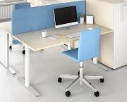 Systems of office desks